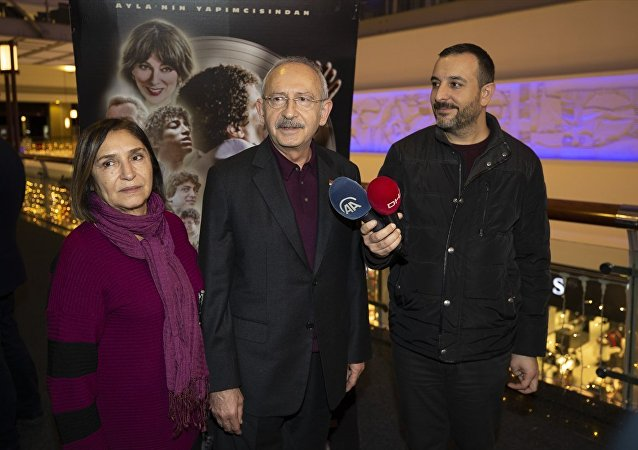 Kılıçdaroğlu, Müslüm filmini seyretti