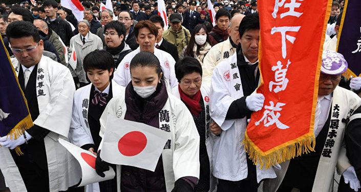 Japonya imparatoru Akihito