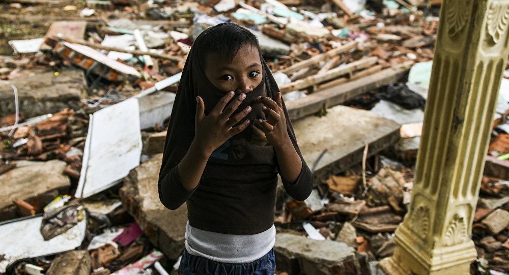 endonezya - tsunami