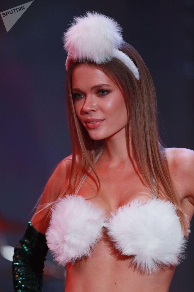 Мoskova Güzeli 2018 Yarışması
