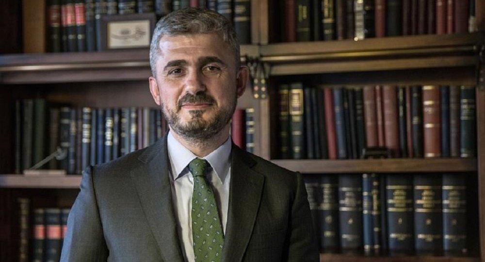 Cumhurbaşkanı Recep Tayyip Erdoğan'ın avukatı Hüseyin Aydın