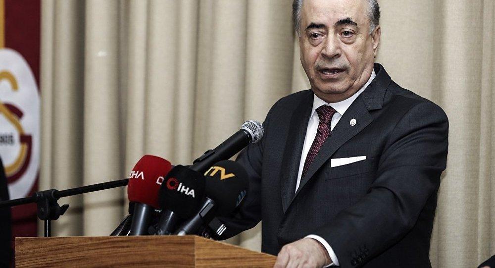 Galatasaray Spor Kulübü Başkanı Mustafa Cengiz