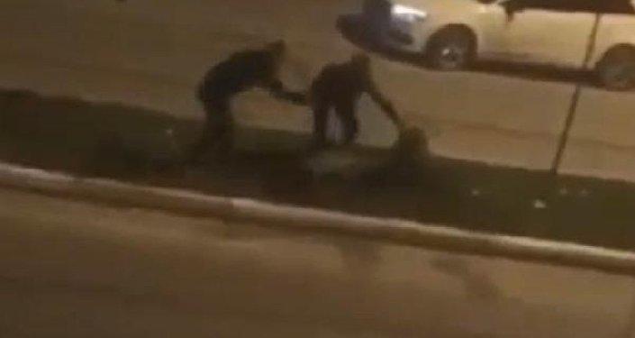 'Köpeklere işkence'den yakalandı, cinayet zanlısı çıktı