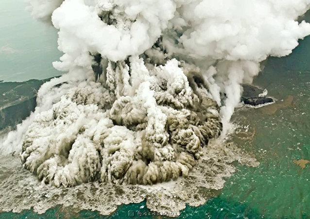 Anak Krakatau