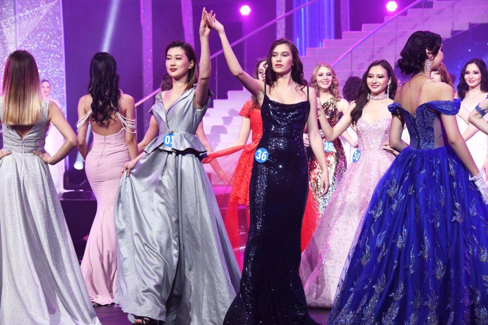 Mançurya'da 15. Güzellik Elçisi Uluslararası Yarışması