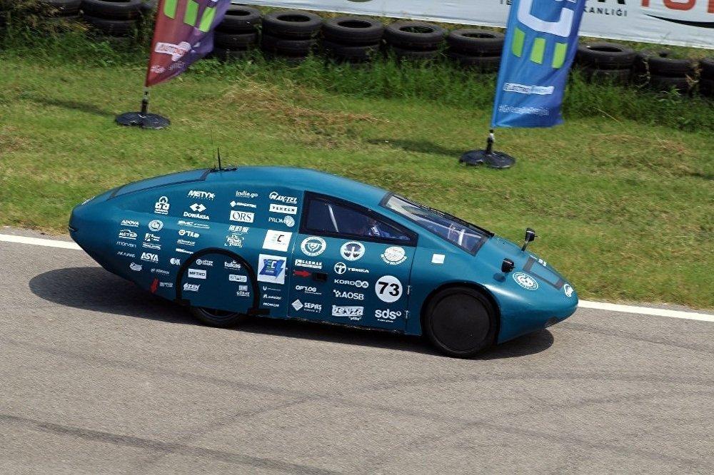 1 TL ile 350 kilometre yol gidebilen elektrikli otomobil
