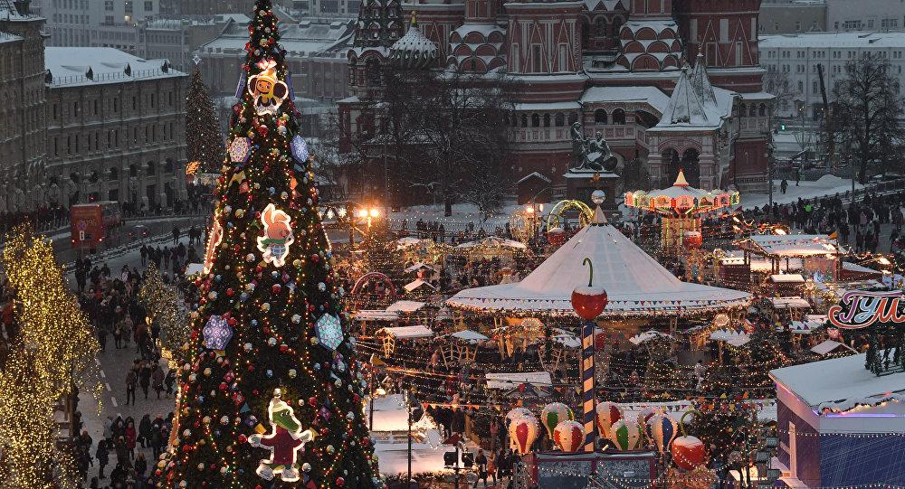 Moskova- Yeni yıl