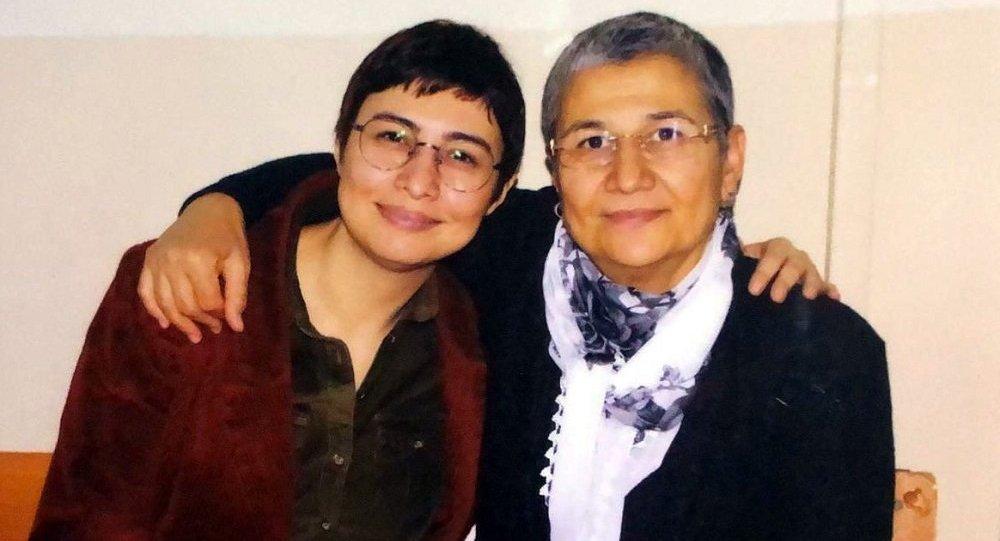 Açlık grevindeki Leyla Güvenin kızı: Kritik eşiği aşmış durumda 86