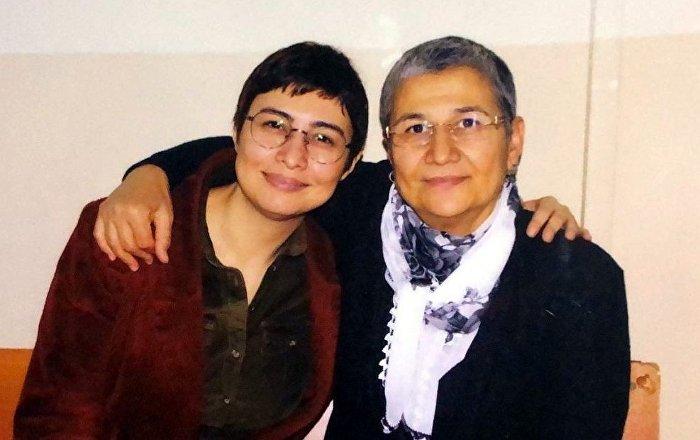 Açlık grevindeki Leyla Güvenin kızı: Kritik eşiği aşmış durumda 36