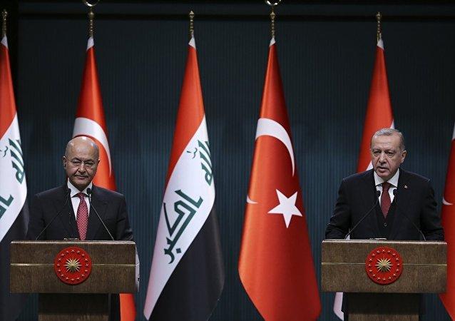 Recep Tayyip Erdoğan - Berhem Salih