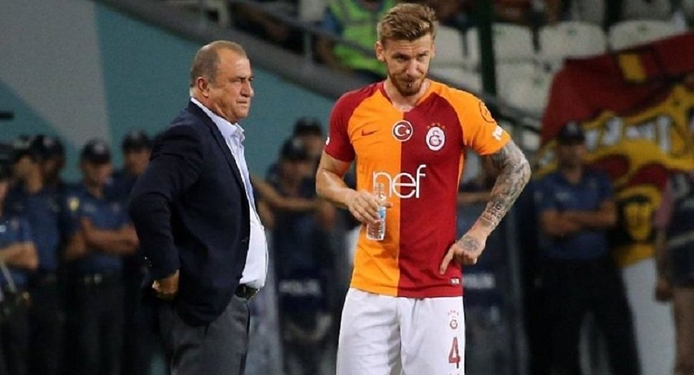 Fatih Terim Açıkladı Galatasaray, Serdar Aziz ve Eren Derdiyok İle Yollarını Ayırdı 86