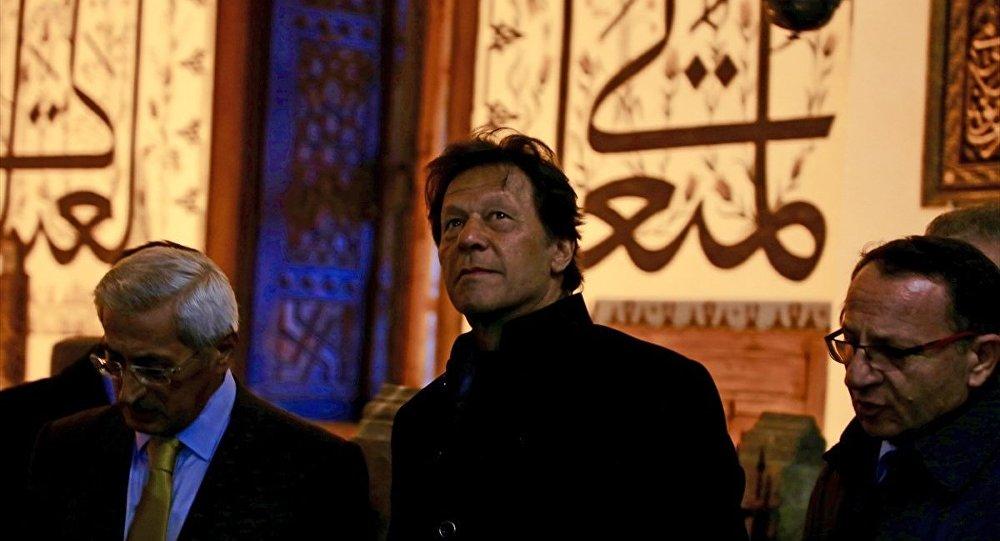 Pakistan Başbakanı İmran Han, Konya'da