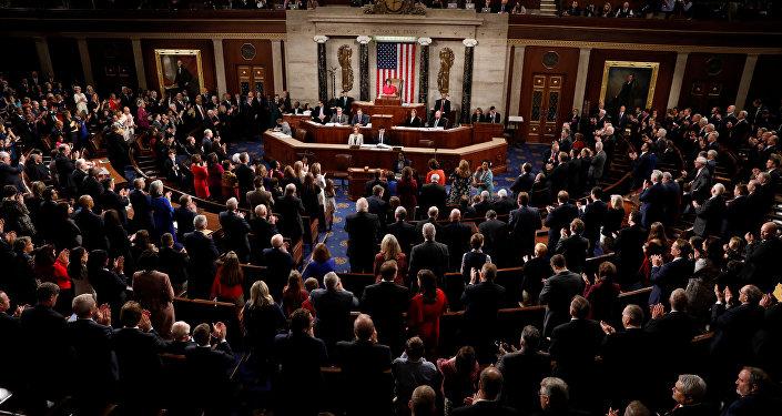 ABD Temsilciler Meclisi sözcülüğüne seçilen Nancy Pelosi'nin ilk konuşması