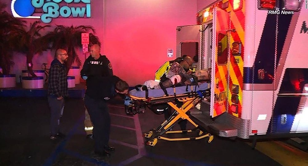 Kaliforniya'da bovling salonunda silahlı saldırı: 3 ölü, 4 yaralı