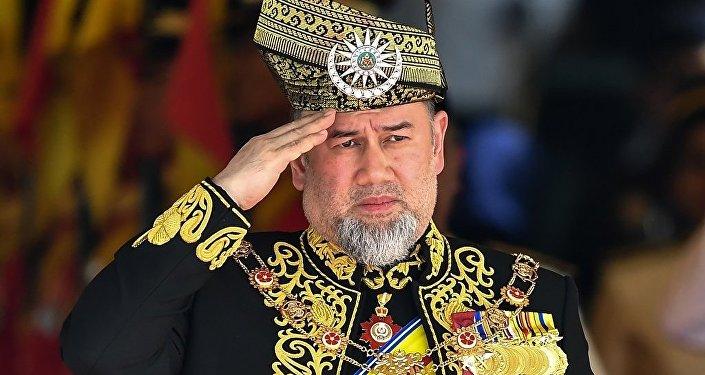 Tahtından çekilen Malezya Kralı Sultan V. Muhammed