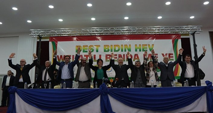 HDP, Kürt ittifakı