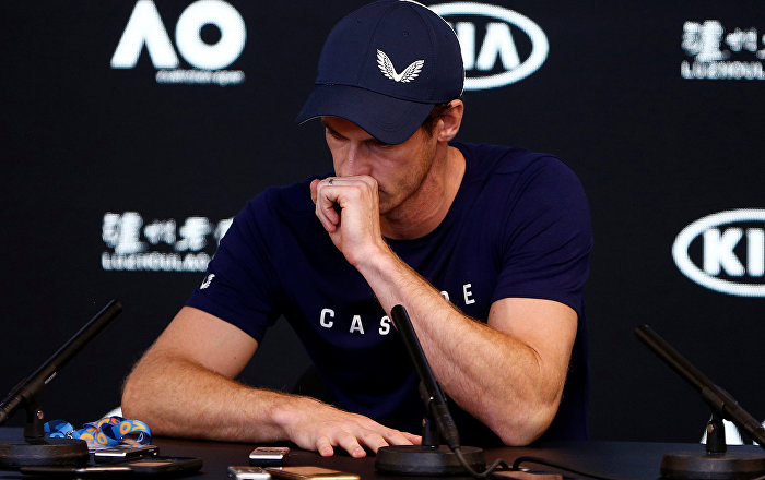 Andy Murray tenisi bırakıyor