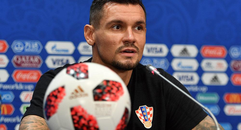Hırvatistan Milli Takımı ve Liverpool'da top koşturan defans oyuncusu Dejan Lovren
