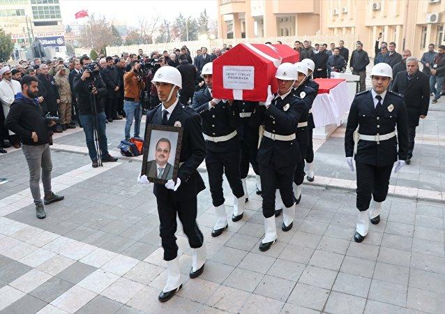 Gaziantep Vali Yardımcısı Ahmet Turgay İmamgiller