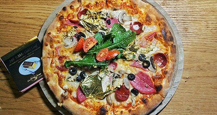 Altınlı pizza