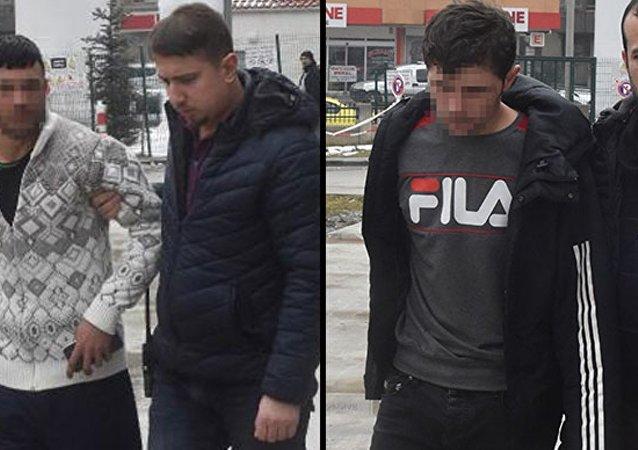 2 kişiyi, sordukları adresi bilmedikleri için vuran 3 şüpheli yakalandı