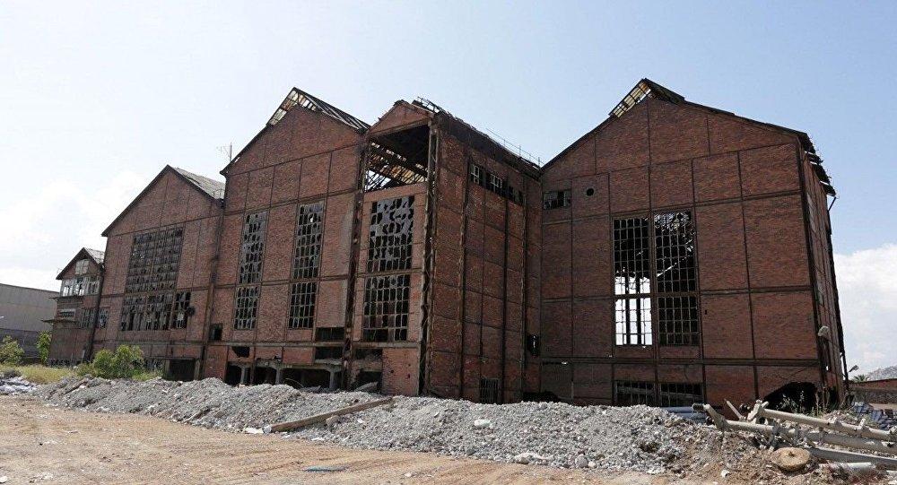 Alsancak - tarihi elektrik fabrikası