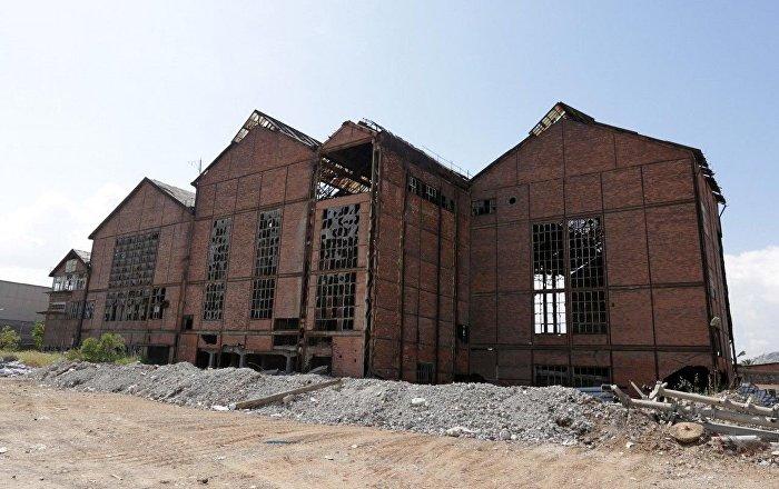 Tarihi elektrik fabrikası, arazisiyle birlikte satışa çıkarıldı