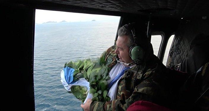 İstifa eden Yunanistan Savunma Bakanı Panos Kammenos