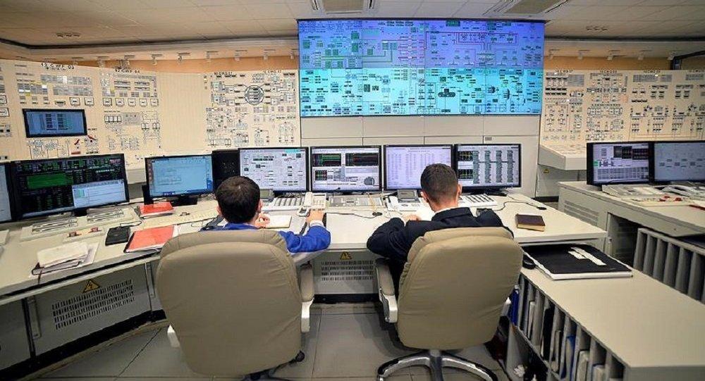 Akkuyu Nükleer Güç Santrali'nin (NGS) Rusya'daki referansı olan Novovoronej-2 Santrali.