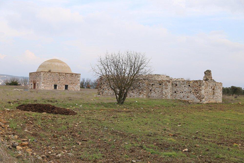 Kanuni'nin yaptırdığı tarihi mescit