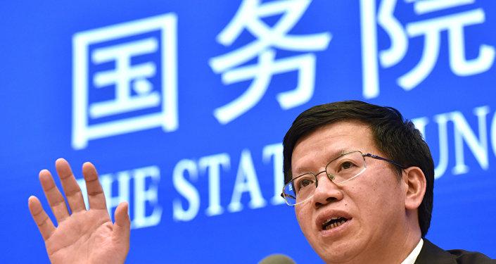 Çin Ulusal Uzay İdaresi (CNSA) Başkan Yardımcısı Vu Yenhua