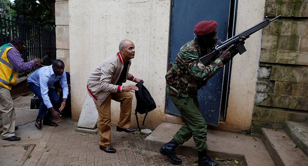 Kenya'da bir otele saldırı: Eş Şebab üstlendi
