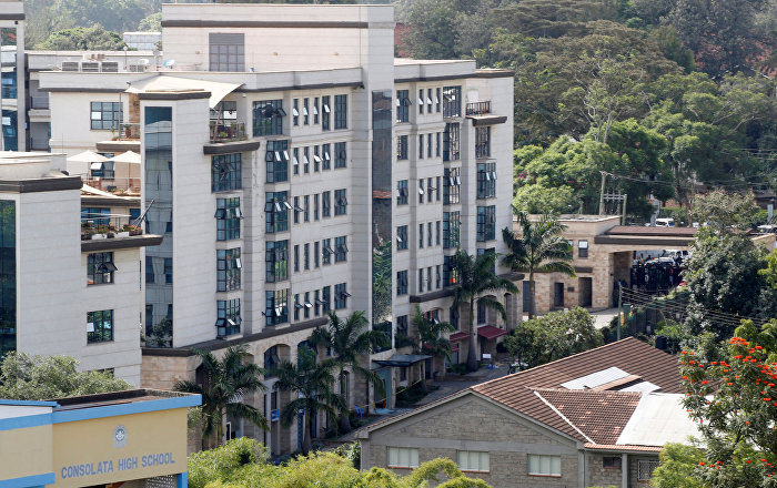 Kenya Devlet Başkanı: Otel saldırısında şu ana kadar 14 masum canı kaybettik