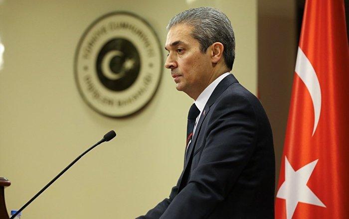 Türk Dışişleri'nden Fransa'da 'büyükelçilik destekli Türk okulu' iddialarına yanıt