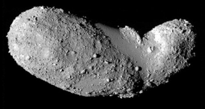 Apofis asteroidi