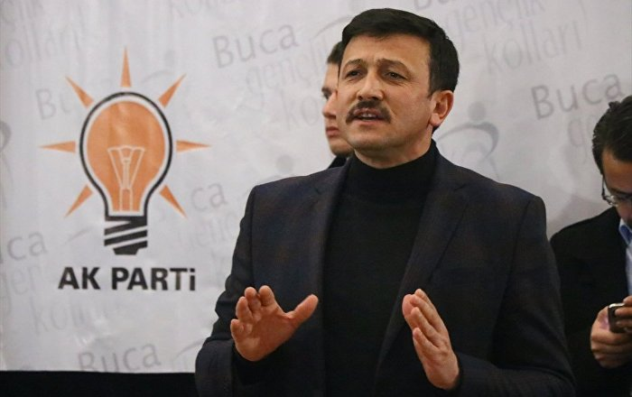 AK Partili Dağ: 8 yıldır milletvekiliyim, CHP'li belediye başkanlarının bizden hiçbir talebi olmadı