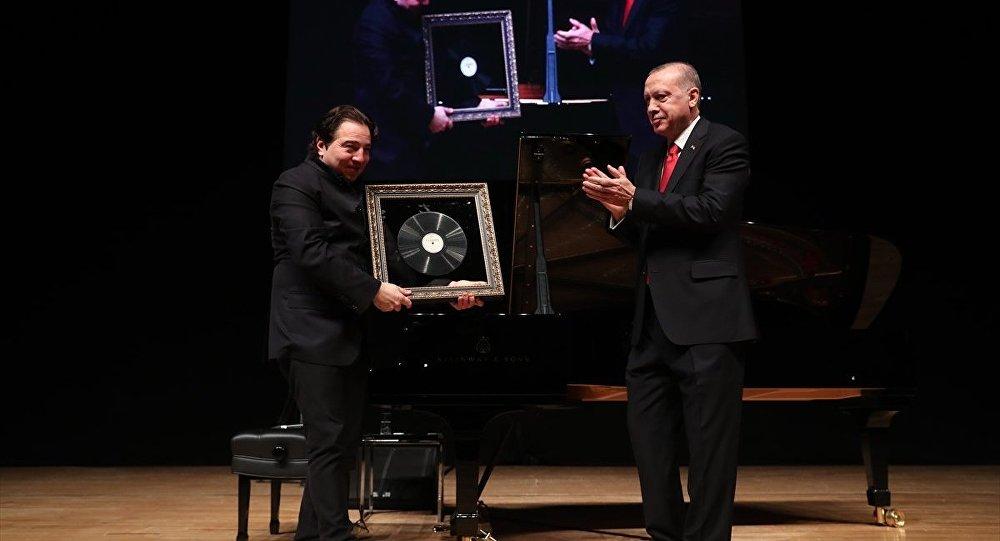 Fazıl Say- Recep Tayyip Erdoğan