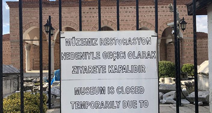 UNESCO'nun listesindeydi: 'Restorasyonda' denen tarihi müze 7 yıldır kapalı
