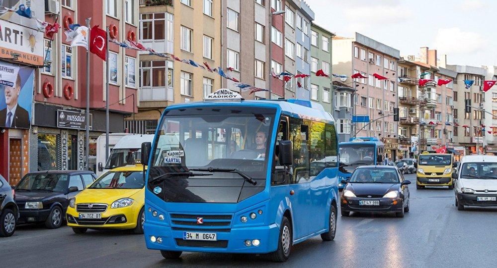 İstanbul minibüs