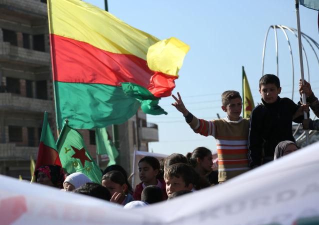Suriyeli Kürtler