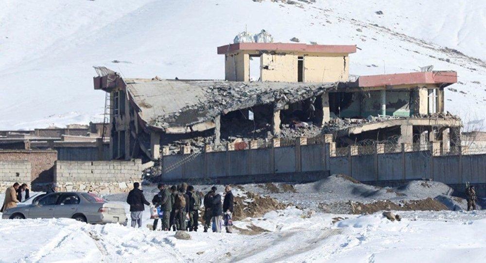 Afganistan'da Taliban saldırısı