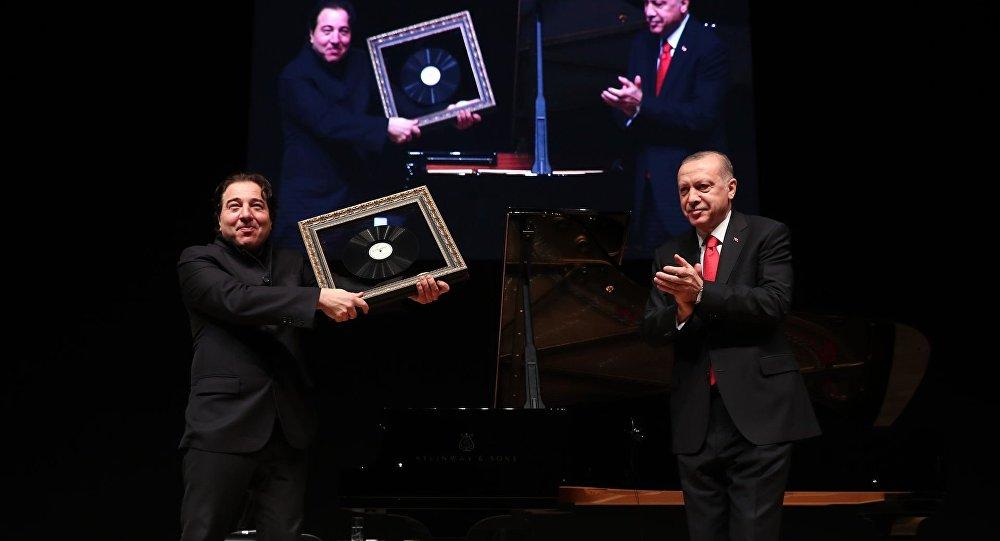 Fazıl Say - Recep Tayyip Erdoğan