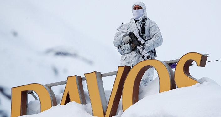22-25 Ocak 2019 arasında 'Küreselleşme 4.0: Dördüncü Sanayi Devrimi Çağında Küresel Yapıyı Şekillendirmek' teması ile düzenlenen Davos'taki Dünya Ekonomik Forumu için olağanüstü güvenlik önlemleri alındı.
