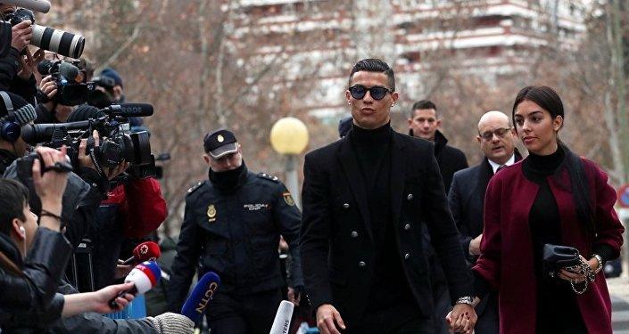 Cristiano Ronaldo - Georgina Rodriguez