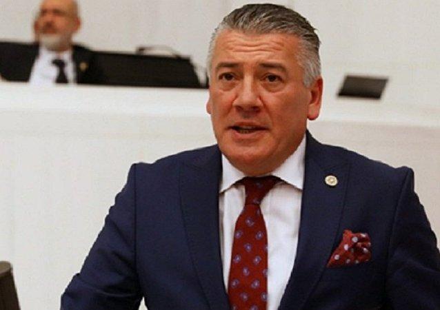 İYİ Parti Trabzon Milletvekili Hüseyin Örs