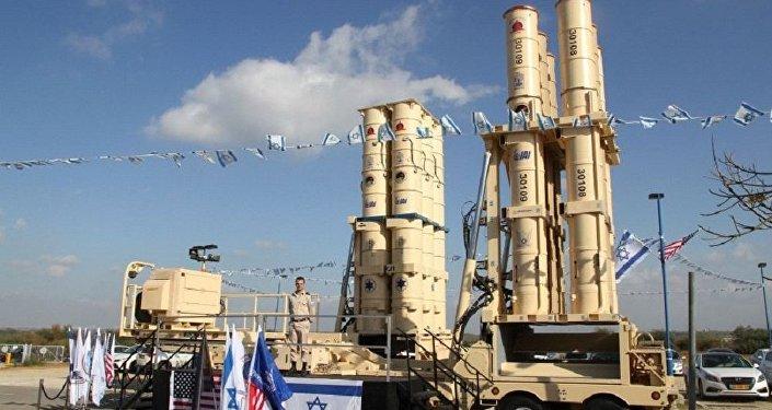 İsrail - Arrow 3