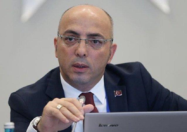 Organ Nakli Vakfı Başkanı Eyüp Kahveci