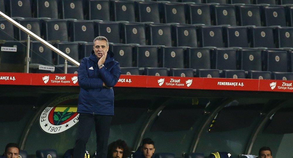 Sahasında Ümraniyespor'a kaybeden Fenerbahçe kupadan elendi