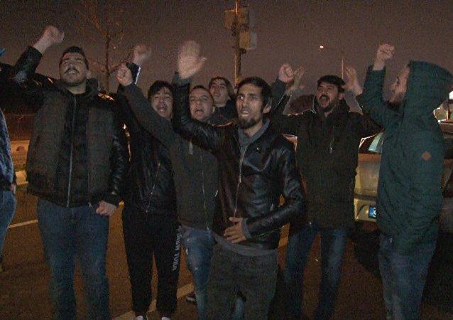 """Fenerbahçe taraftarı: """"Koskoca Feneri ne hale getirdiniz"""""""