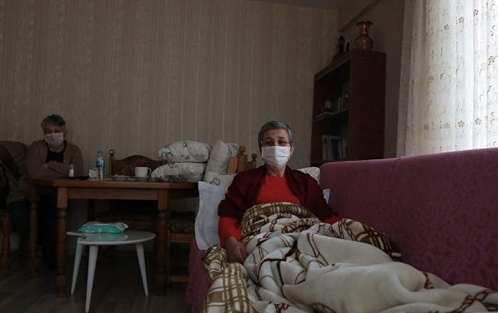 Açlık grevindeki HDP'li Güven hastaneye kaldırıldı